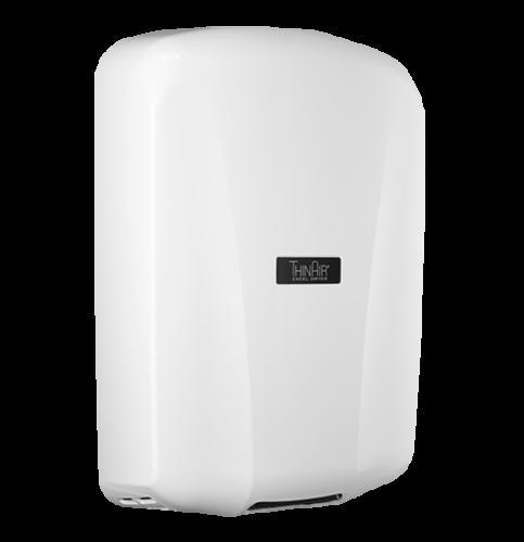 Excel ThinAir TA-SB TA-ABS White Hand Dryer