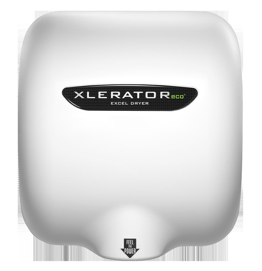 XLERATOReco XL-W-ECO White Epoxy Painted Cover