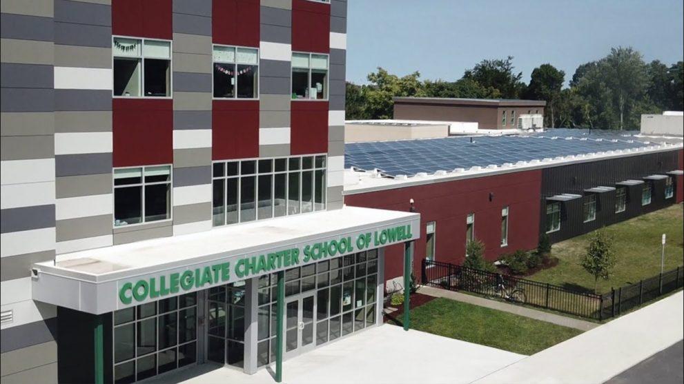 Collegiate Charter School Of Lowell