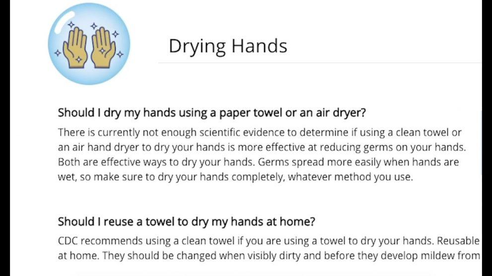 Excel Dryer elevates restroom hygiene in commercial facilities.