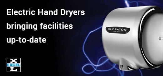 Electric Hand Dryers for All Facilities