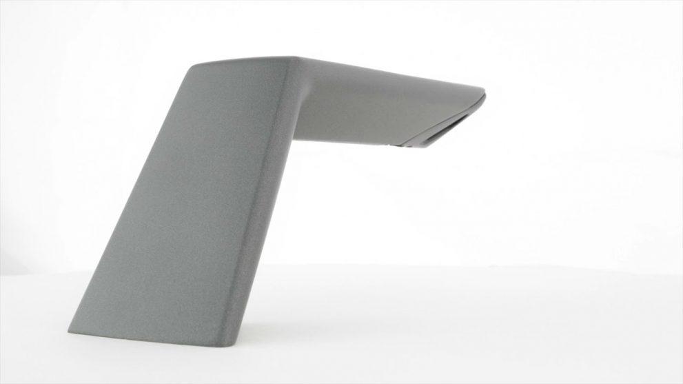 XLERATORsync Hand Dryer - Gray Finish