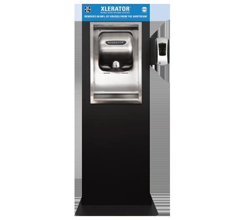 XLERATOR® MOBILE HAND HYGIENE STATION