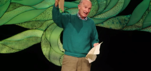 Hand Dryer TED Talk by Joe Smith