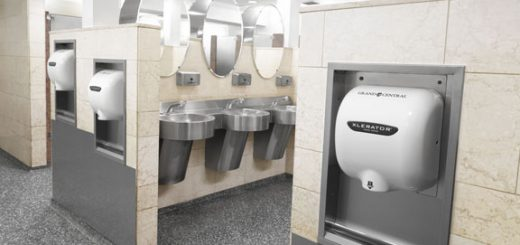 XLERATOR Hand Dryer Installed at Grand Central Station