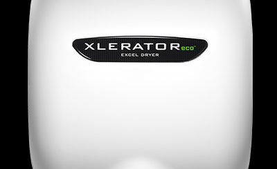 XLERATOReco Hand Dryer White