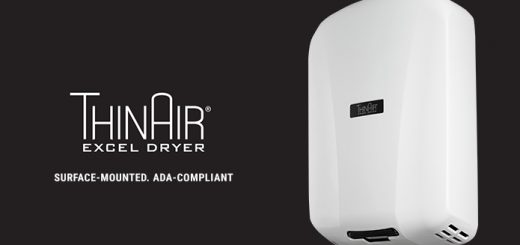 ThinAir ADA Compliant Hand Dryer