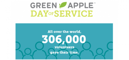 Green Apple Day of Service